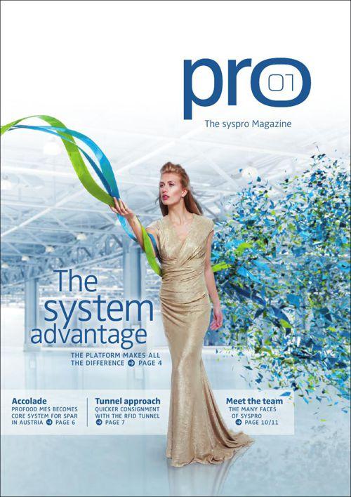 syspro-Magazin 01 - English