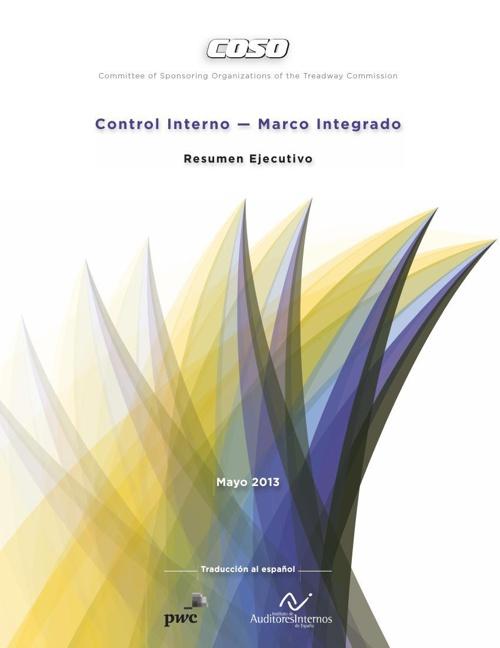 COSO 2013 Resumen Ejecutivo en Español