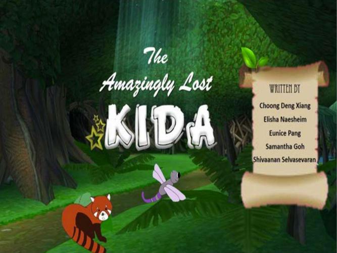 Lost Kida