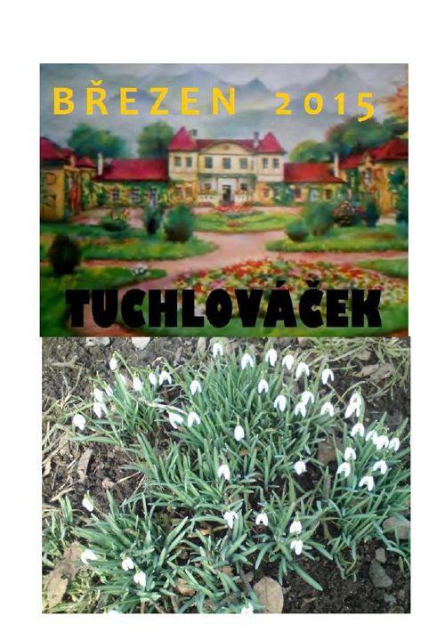 Tuchlováček - březen 2015
