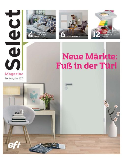 EFI Select issue 20 German