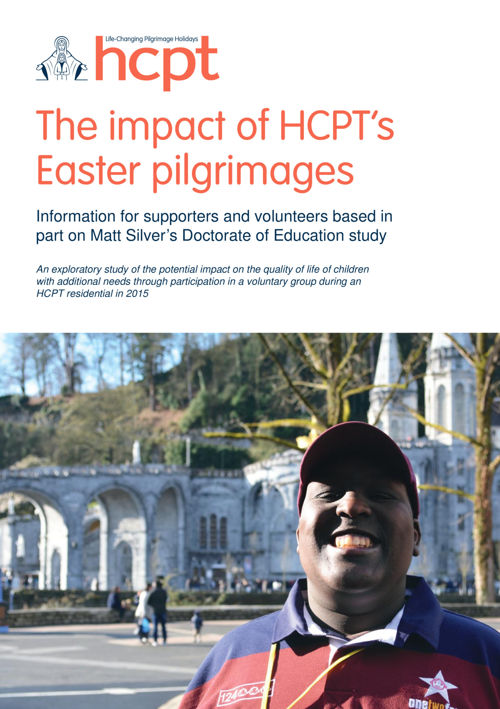 The impact of HCPT's Easter pilgrimages