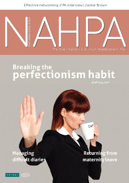 NAHPA magazine