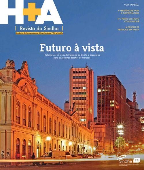 H+A Revista do Sindha - Edição 3 - Out/Nov 2017