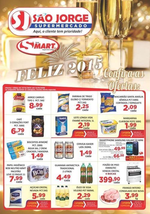 Supermercado São Jorge Ano Novo 2015 - Página 01