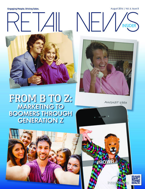 August 2016 Retail News Insider