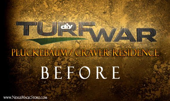 TURF WAR PROJECT PLUCKEBAUM / CRAVER
