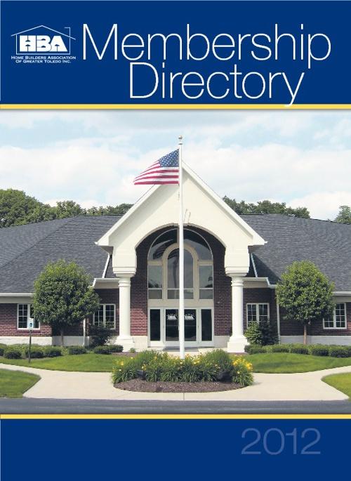 2012 HBA Membership Directory