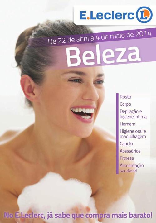 Folheto Beleza 22 Abril a 4 Maio 2014