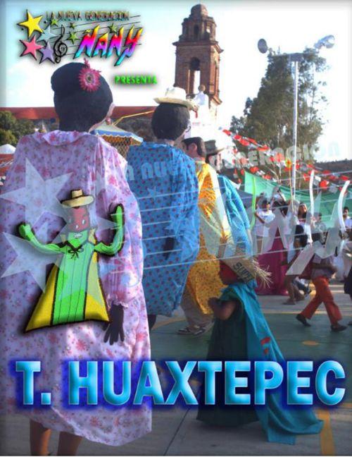 FRAGMENTO REVISTA DE T. HUAXTEPEC