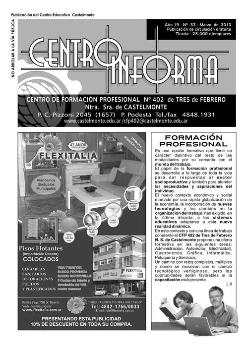 Centro Informa Castelmonte