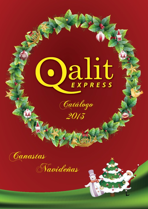 Catalogo canastas Qalit Express