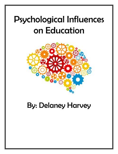 Psychological Influences on Education