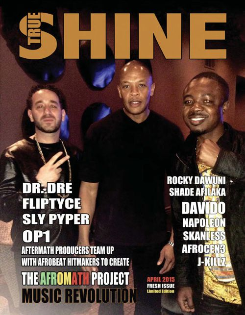 1. 1 TRUE SHINE MAGAZINE 2015 FRESH ISSUE for sponsors  mobile
