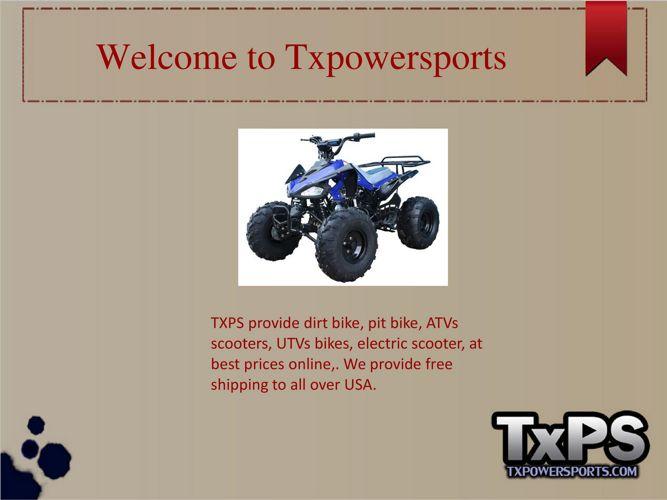 Cheetah 125 by txpowersports