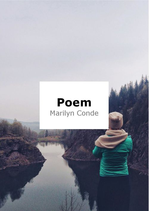 poem english pain