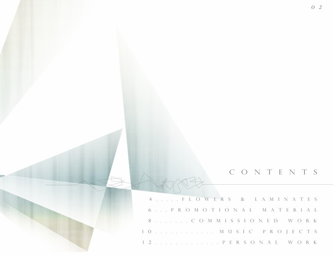 Jack Seymour - Digital Portfolio 2013