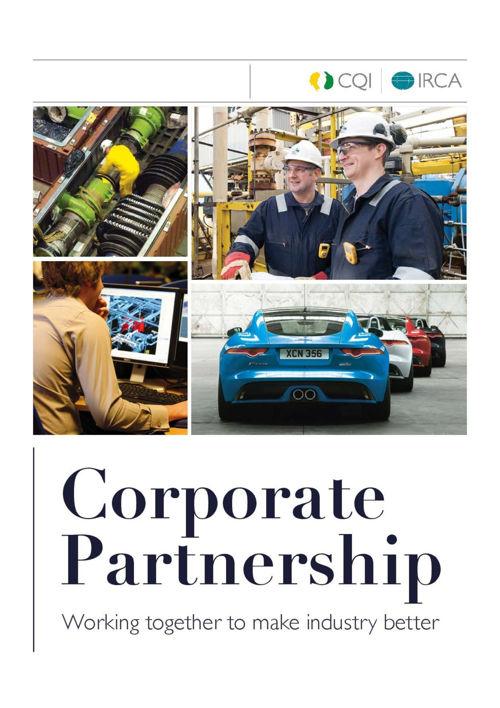 Corporate Partnership 2016