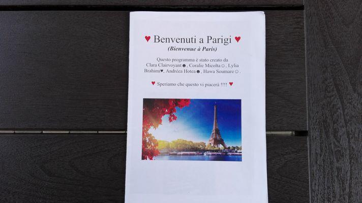 Les brochures de St. Denis