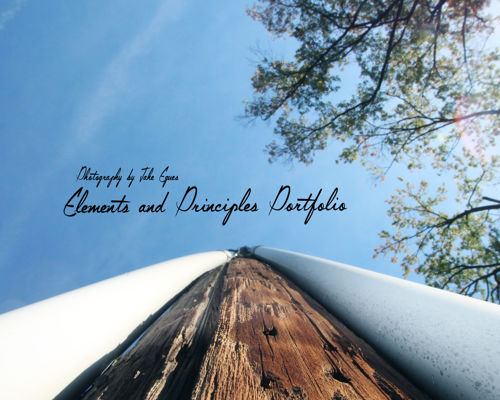 Jake Egues's Elements and Principles Portfolio