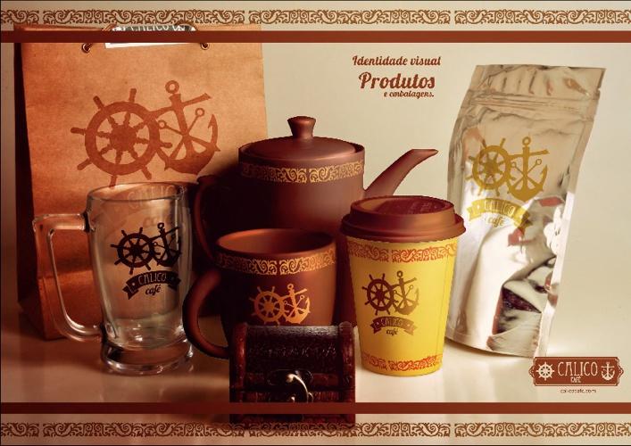 Calico Café - Produtos