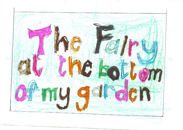 The Fairy at the Bottom of my Garden Original