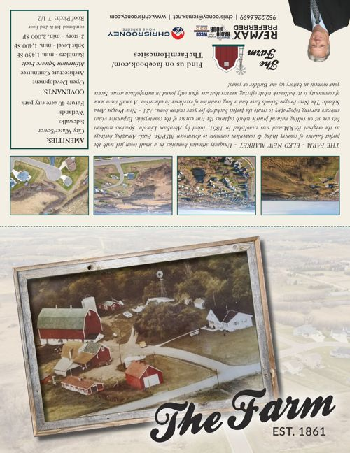The Farm Brochure