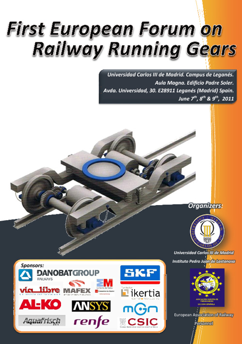 First european forum on running gears_V57