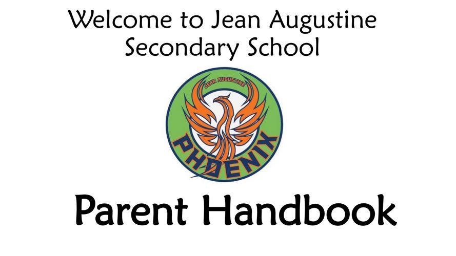 JASS Parent Handbook