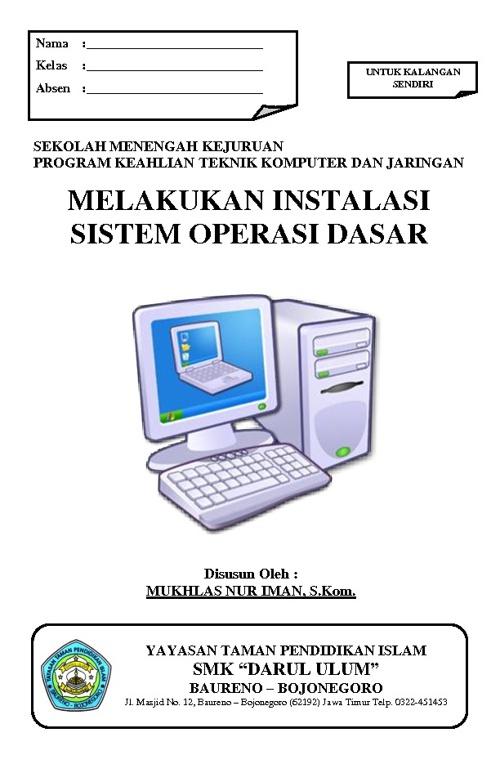 Instalasi Windows XP