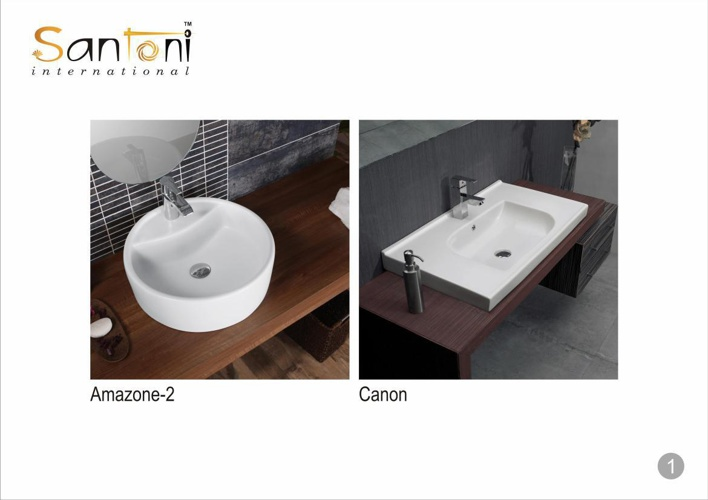Santoni International - Sanitaryware 2