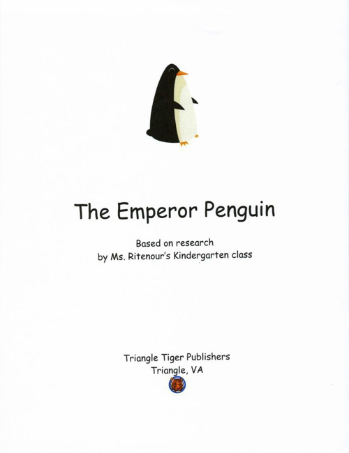Penguins - Ms. Ritenour Class Part 1