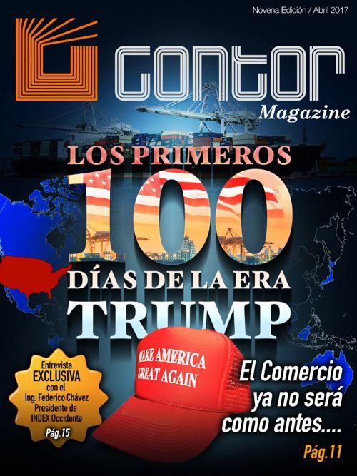 GONTOR Magazine Abril 2017