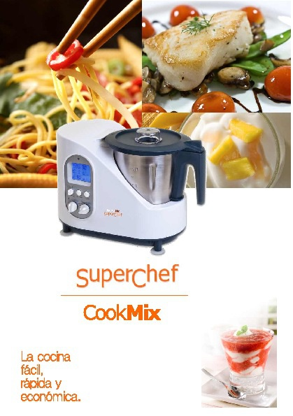 SuperChef COOKMIX