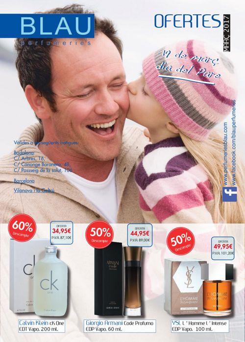 folleto marzo dia del padre