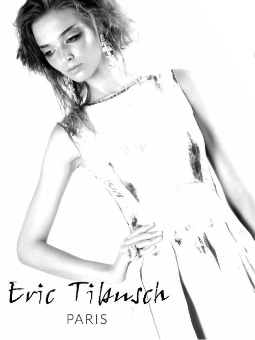 Eric Tibusch lookbook Prêt-à-porter Printemps été 2015