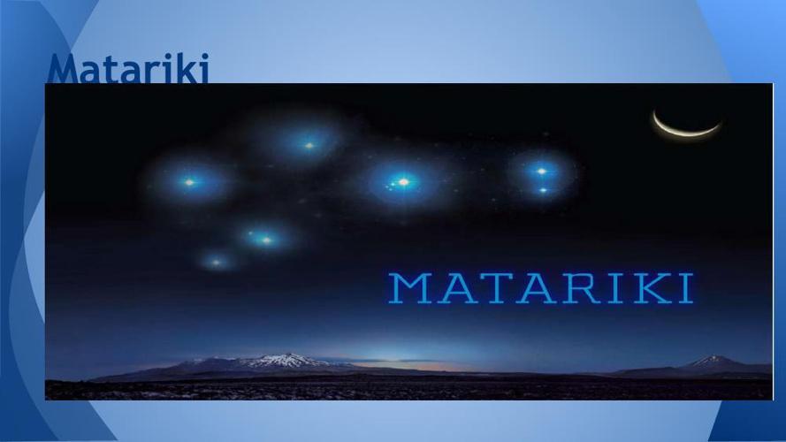 Matariki (2)