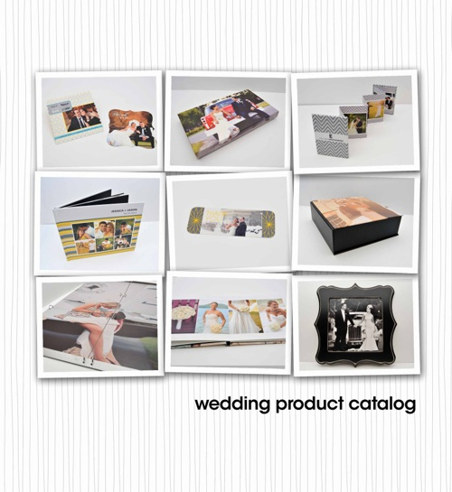 Wedding Products by One Moment One Shot Photography