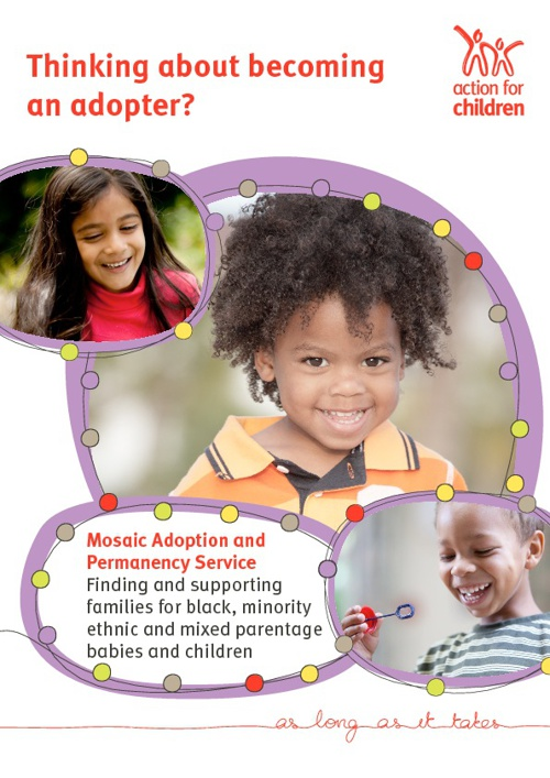 Mosaic Adoption and Permanence Service