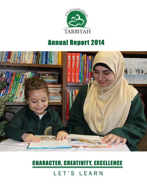 Tarbiyah Annual Report2014