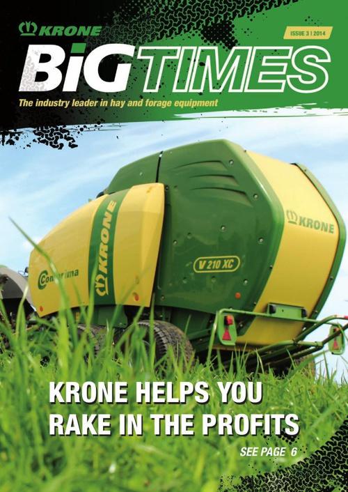 KRONE BiG Times Issue 3