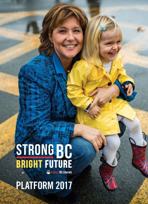 2017 Platform: Today's BC Liberals