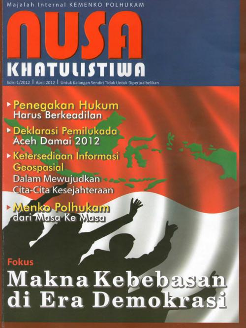 Nusa Khatulistiwa Edisi I-April 2012