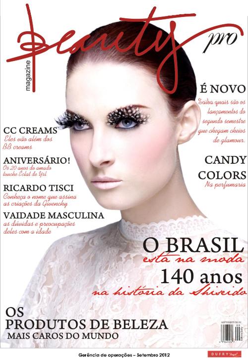Revista Beauty Pro - Dufry Brasil