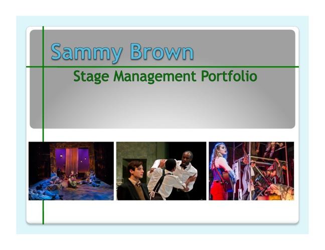 SM Portfolio 2014