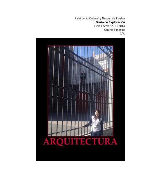 Arquitectura Poblana