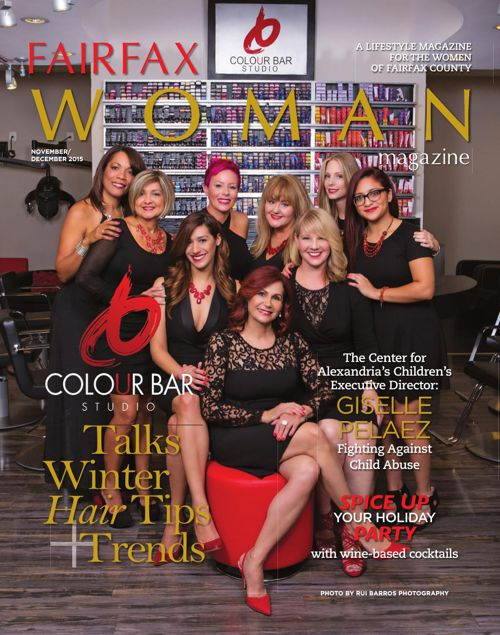 Fairfax Woman Magazine - November/Decemnber 2015
