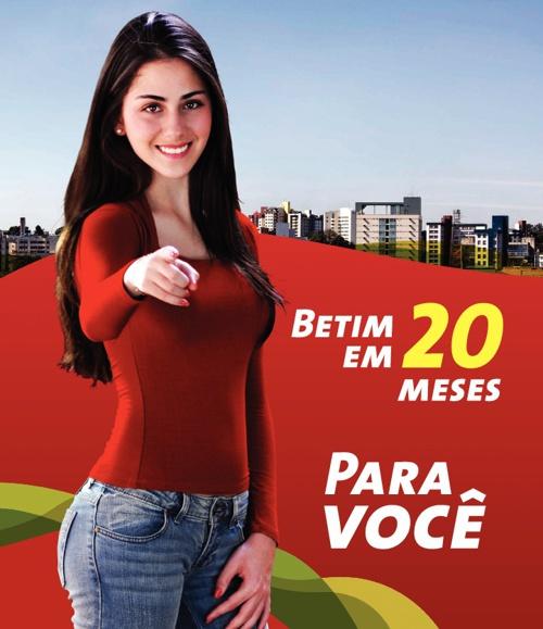 Caderno Balanço - 20 meses - Prefeitura de Betim