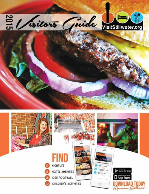 2015 Stillwater Visitors Guide