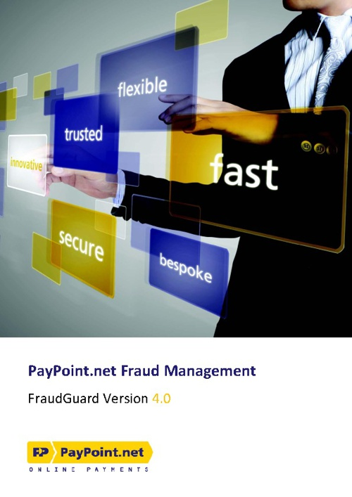 FraudGuard Version 4.0